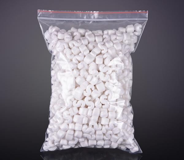 styrofoam filling