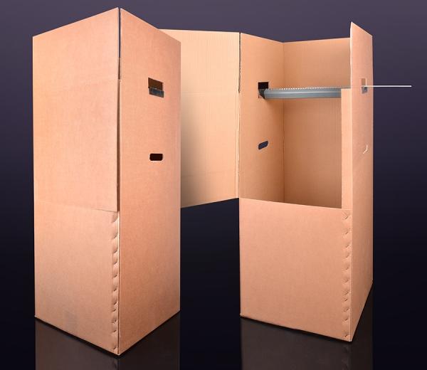 кашон гардероб
