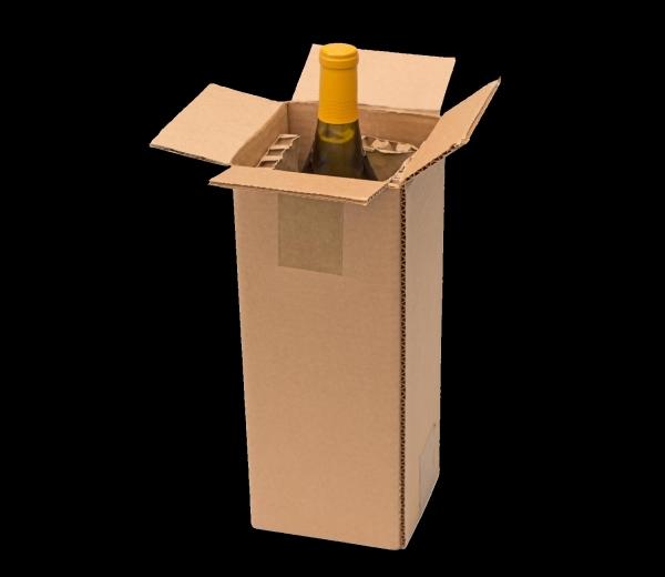 box for 1 bottle wine