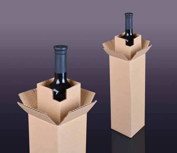 box for 1 bottle wine