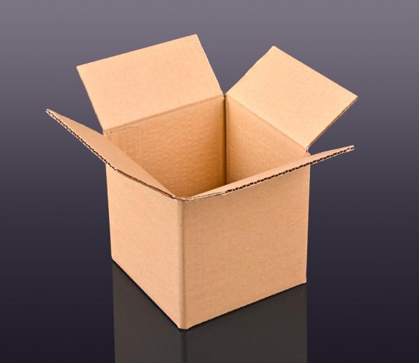 Boxes three-layer 15.2 / 15.2 / 15.2 cm.